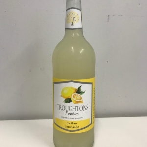 Troughtons Premium Sicilian Lemonade
