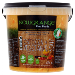 New Grange Chicken Vegetable Soup