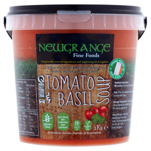 New Grange Tomato and Basil Soup