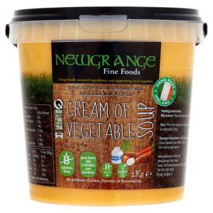 New Grange Cream of Vegetable Soup