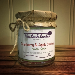 Cranberry and Apple Chutney